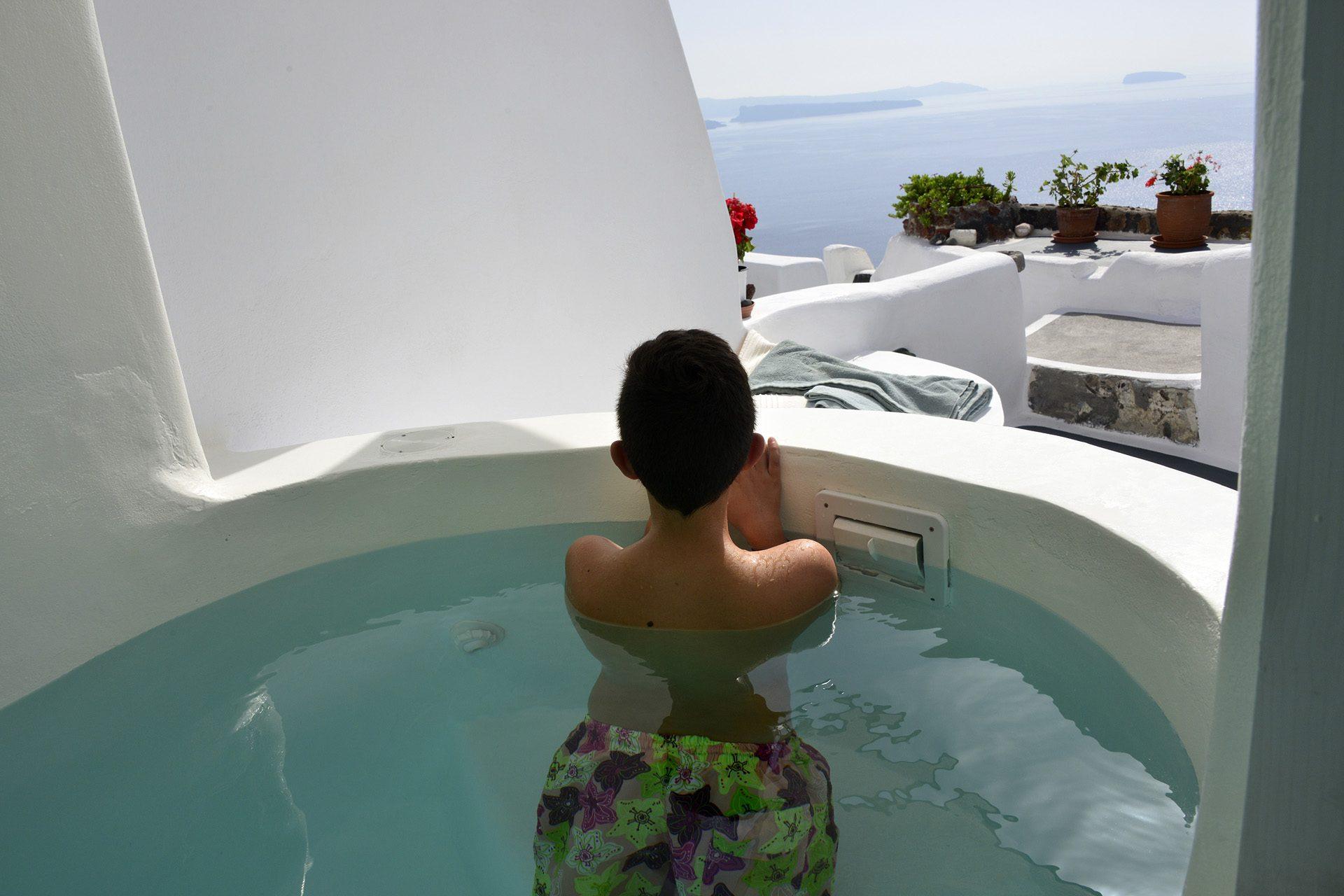 Santorini Oia Cave House With Jaccuzi Rimida Villas